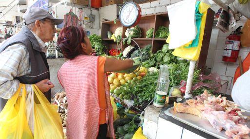 Inflación en mayo fue 0.42%, su segunda caída mensual consecutiva — INEI