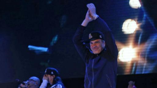 Ministro Del Solar baila hip hop en evento de cultura urbana
