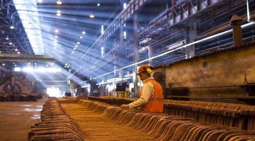Cobre cae en Londres ante débiles señales de economía china — CHILE