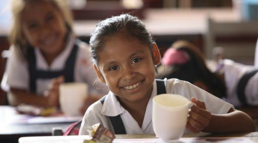 La Libertad: 245 mil escolares no reciben producto Pura Vida
