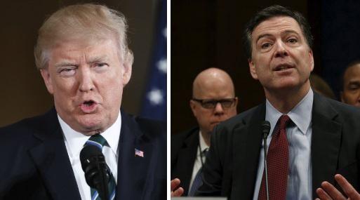 'Espero lealtad', le dijo Trump a Comey