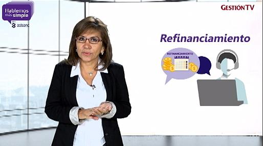 ¿Qué opciones puede brindar una entidad financiera en caso de reprogramación y/o refinanciamiento de deuda?