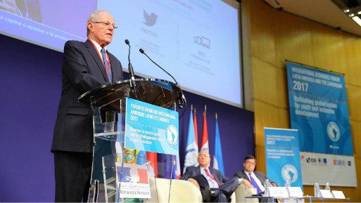 Prevén un menor crecimiento de Chile en 2017