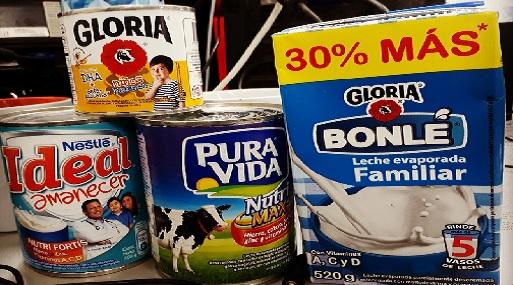 Estos son los productos lácteos con publicidad engañosa — ASPEC