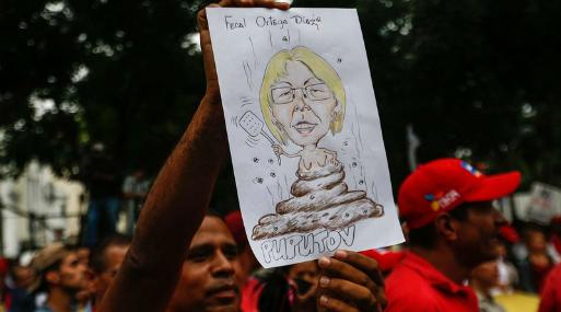 Justicia venezolana rechaza el recurso de fiscal contra la Asamblea Nacional Constituyente