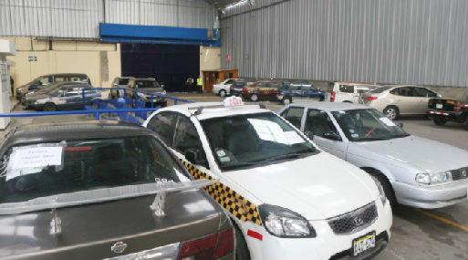 SAT rematará vehículos a precio base desde S/. 117