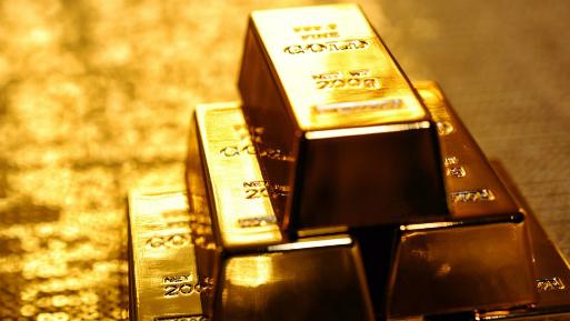 A las 1159 GMT, el oro al contado caía un 0.08%, a US$ 1,264 la onza.