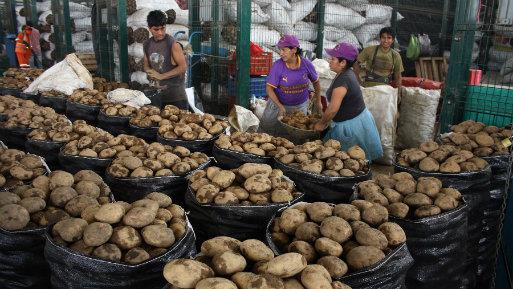 Existen más de 2600 mercados de abastos en el Perú — INEI