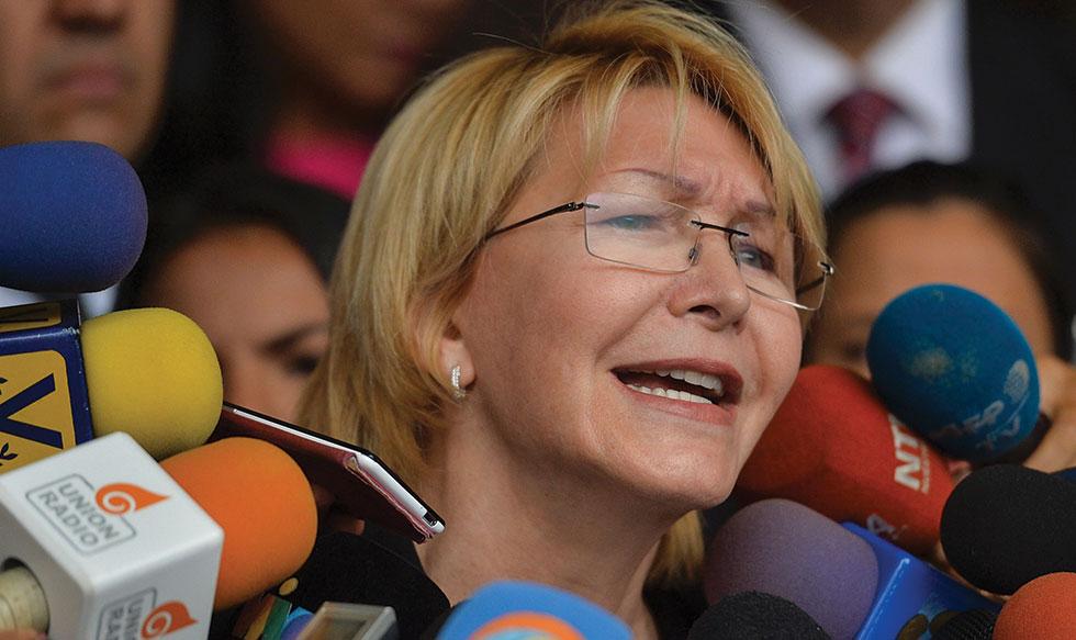 Venezuela, gobierno, Maduro, fiscal, Luisa Ortega