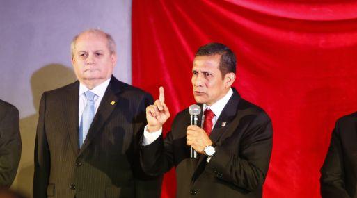 Aprueban acusación constitucional contra Humala y Cateriano por ascensos militares