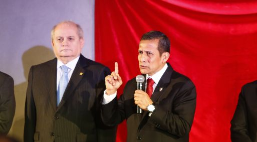 Congreso aprobó acusación constitucional contra Humala por ascensos militares