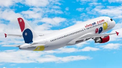 Viva Colombia moderniza su flota de aviones