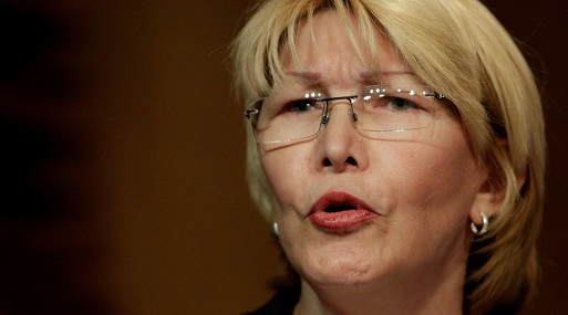 Jefa de Fiscalía venezolana, Luisa Ortega.