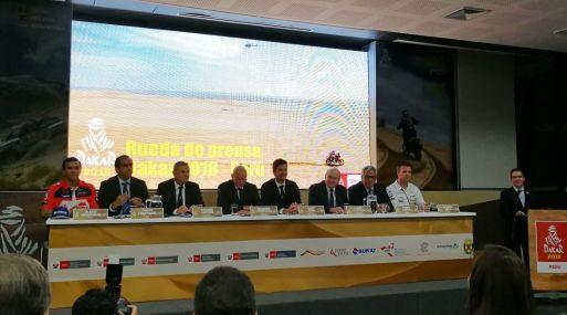 El Dakar 2018 tendrá siete días de dunas