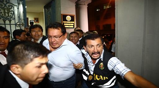 JNE restablece credencial de gobernador regional del Callao — Caso Félix Moreno