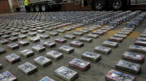 Caen seis colombianos como parte de red transnacional de narcotráfico