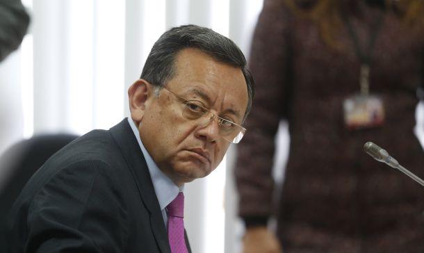 Grupo que evalúa caso de Edgar Alarcón concluirá informe el martes