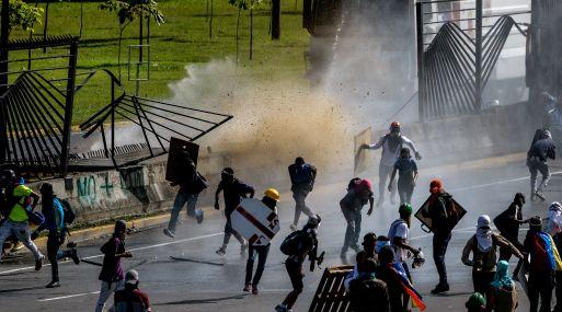 'Agrediste al que conociste de pequeño': padre de joven asesinado a Maduro