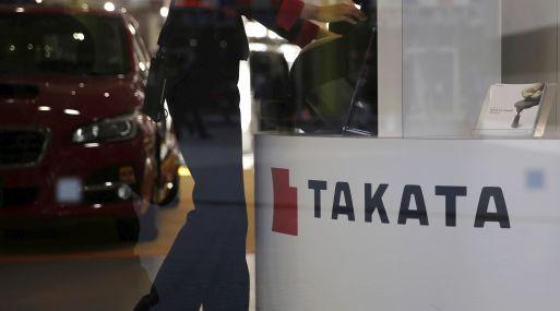 La quiebra de Takata, una explosión a cámara lenta