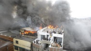 Incendios: ¿quiénes son los responsables y quiénes deben indemnizar a los afectados?