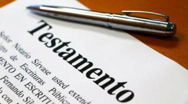 Testamentos: ¿Cómo se dividen los bienes de una persona que no lo redactó?
