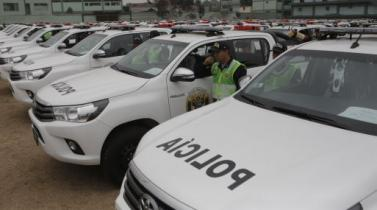 ALD Automotive analiza renting de patrulleros