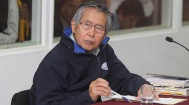 """Zavala sobre indulto a Fujimori """"Es un tema que no debe estar en la agenda política"""""""