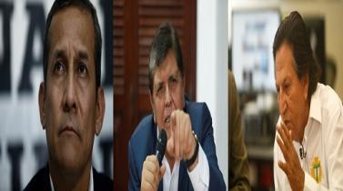 Odebrecht: Fiscalía citará a expresidentes Humala, García y Toledo por Olmos