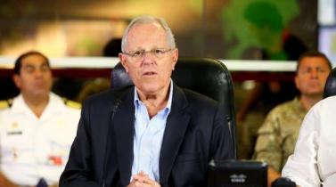 PPK: El 51% de peruanos considera que no combate la delincuencia, según GfK