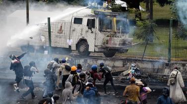 Venezuela: ¿Quiénes son los chavistas clave que están contra Maduro?
