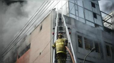 ¿A quiénes se debería responsabilizar por el incendio de la Galería Nicolini?