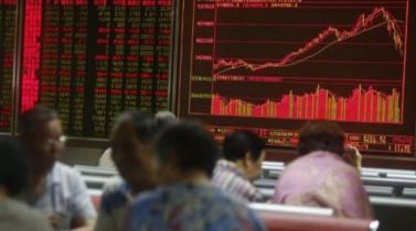 Acciones chinas suben luego de sólidos datos de ganancias industriales