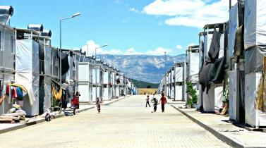 Escapando de la guerra: Así pasan los días en un campo de refugiados sirios en Turquía