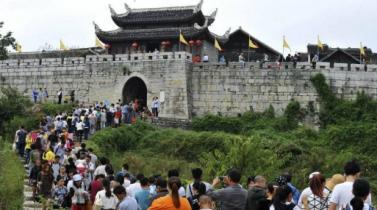 Los gigantes tecnológicos chinos llevan su batalla al turismo