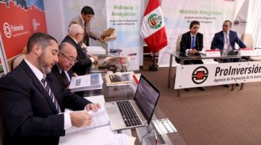 ProInversión recibió tres propuestas para adjudicarse concesión de Hidrovía Amazónica