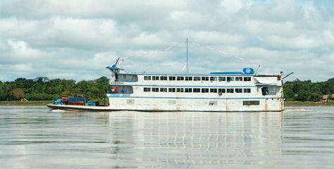Concesionan proyecto Hidrovía Amazónica