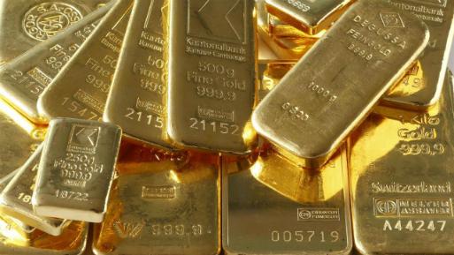A las 1300 GMT, el oro al contado perdía un 0.24% a US$ 1,209.9 la onza.