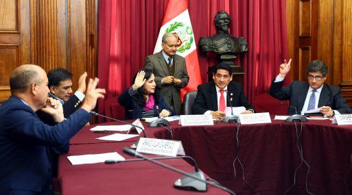 Fujimorista Alcalá presidirá grupo de trabajo que evaluará candidato a contralor