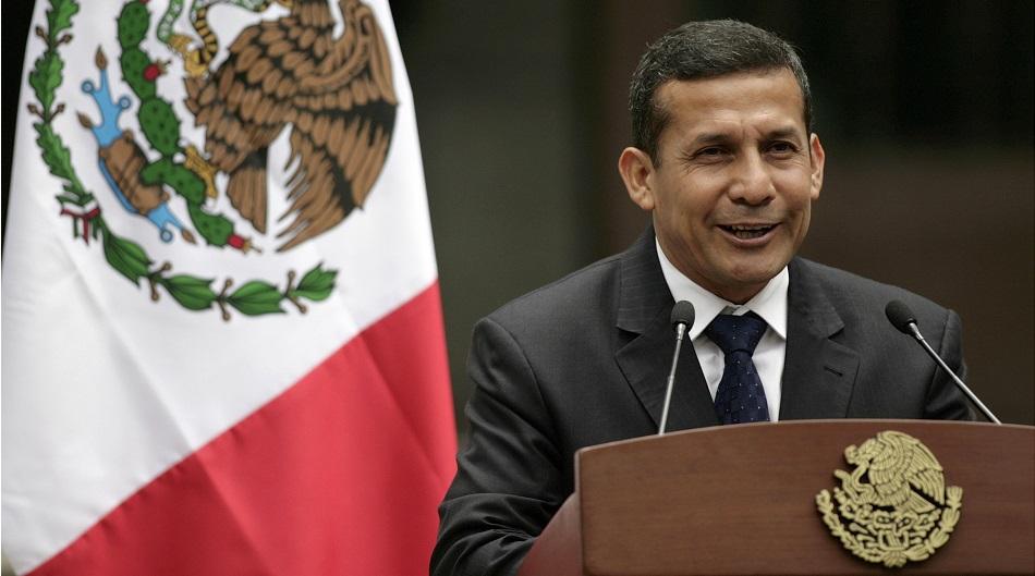 Casos Odebrecht, Humala en prisión