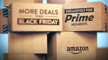 Prime Day de Amazon es el mayor día de compras de la historia