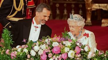 Reino Unido dice a Felipe VI que la soberanía de Gibraltar es innegociable