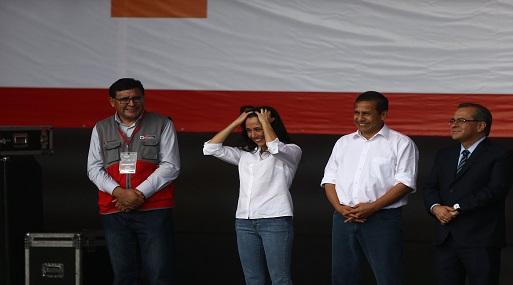 Ministerio Público a un paso de acusar a Ollanta Humala y su esposa
