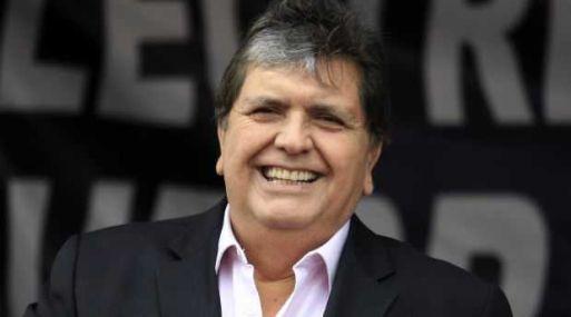 Alan García no asistió a citación de la fiscalía por caso Olmos