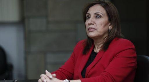 Julia Príncipe dice que PPK y Zavala pidieron destitución de Katherine Ampuero