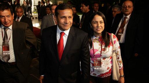 Ollanta Humala y Nadine Heredia tienen fecha para su audiencia de apelación