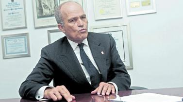 """Roque Benavides: """"Cuanta más transparencia haya en el Estado, eso generará mayor confianza"""""""