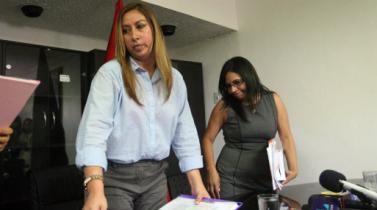 Ministerio de Justicia separa oficialmente a procuradora ad hoc del caso Odebrecht