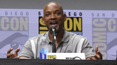 Netflix 'recluta' a Will Smith como policía en un mundo de orcos, duendes y hadas