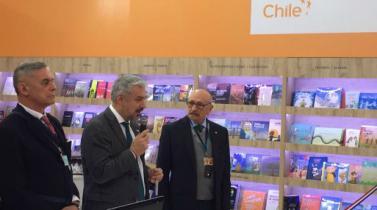 Perú será el invitado de honor en la Feria Internacional del Libro de Santiago