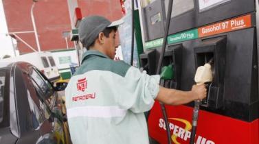 Petroperú y Repsol suben precios de combustibles hasta 3.9% por galón, según Opecu